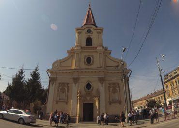 Bemutatkozik a Józsefvárosi Római-Katolikus Plébánia