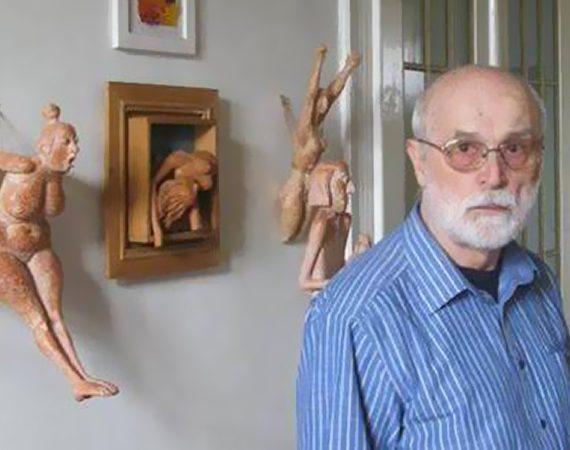 Öt szobor az egészről – A 80 éves Szakáts Béla munkásságáról