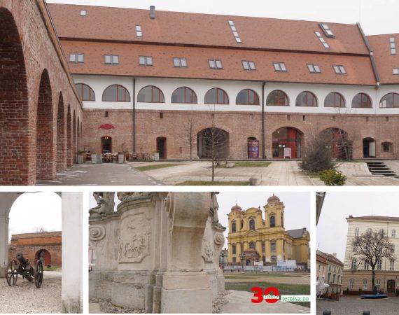 A temesvári vár és a Dóm tér titkai