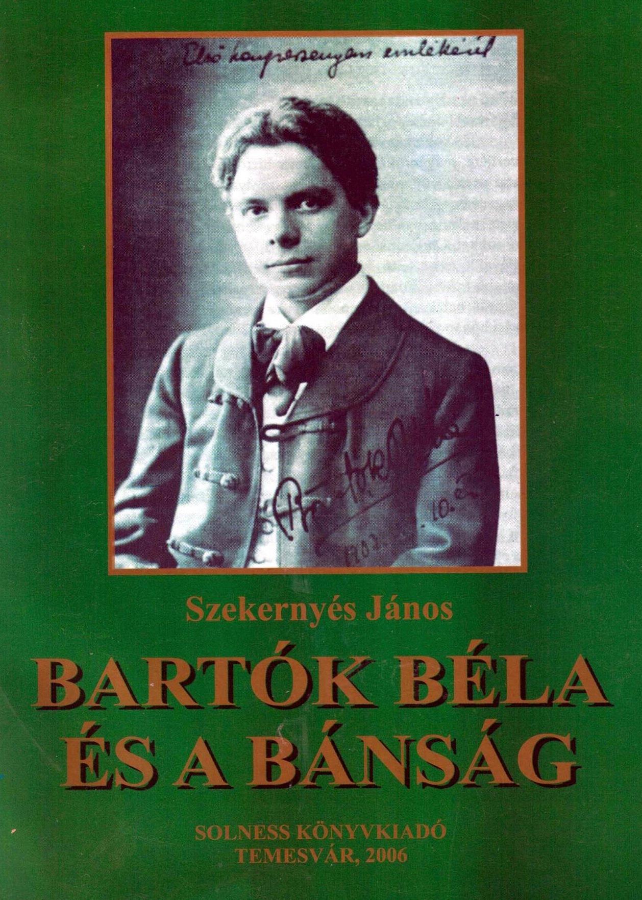 Bartók Béla és a Bánság - Temesváros