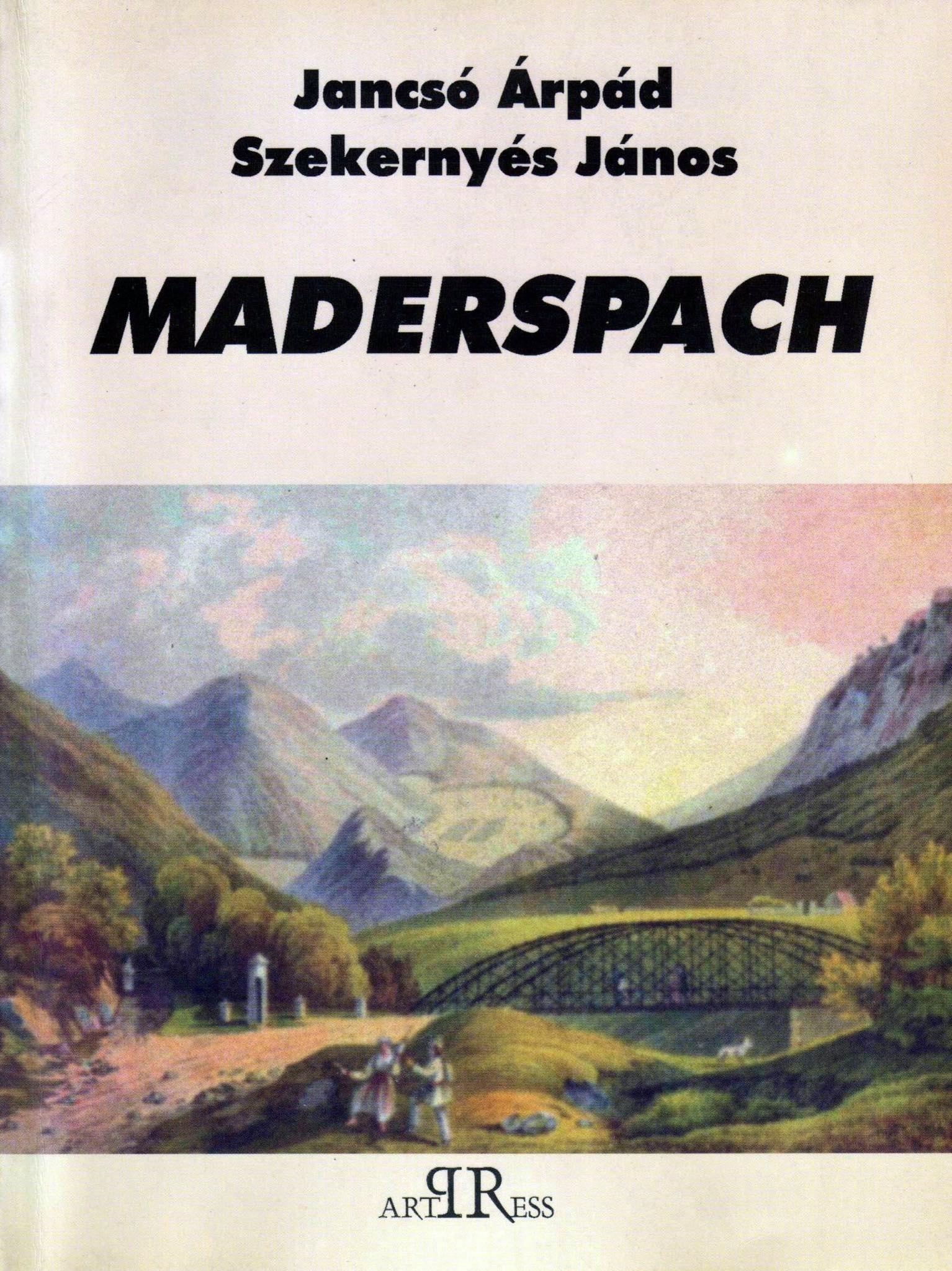 Maderspach - Temesváros