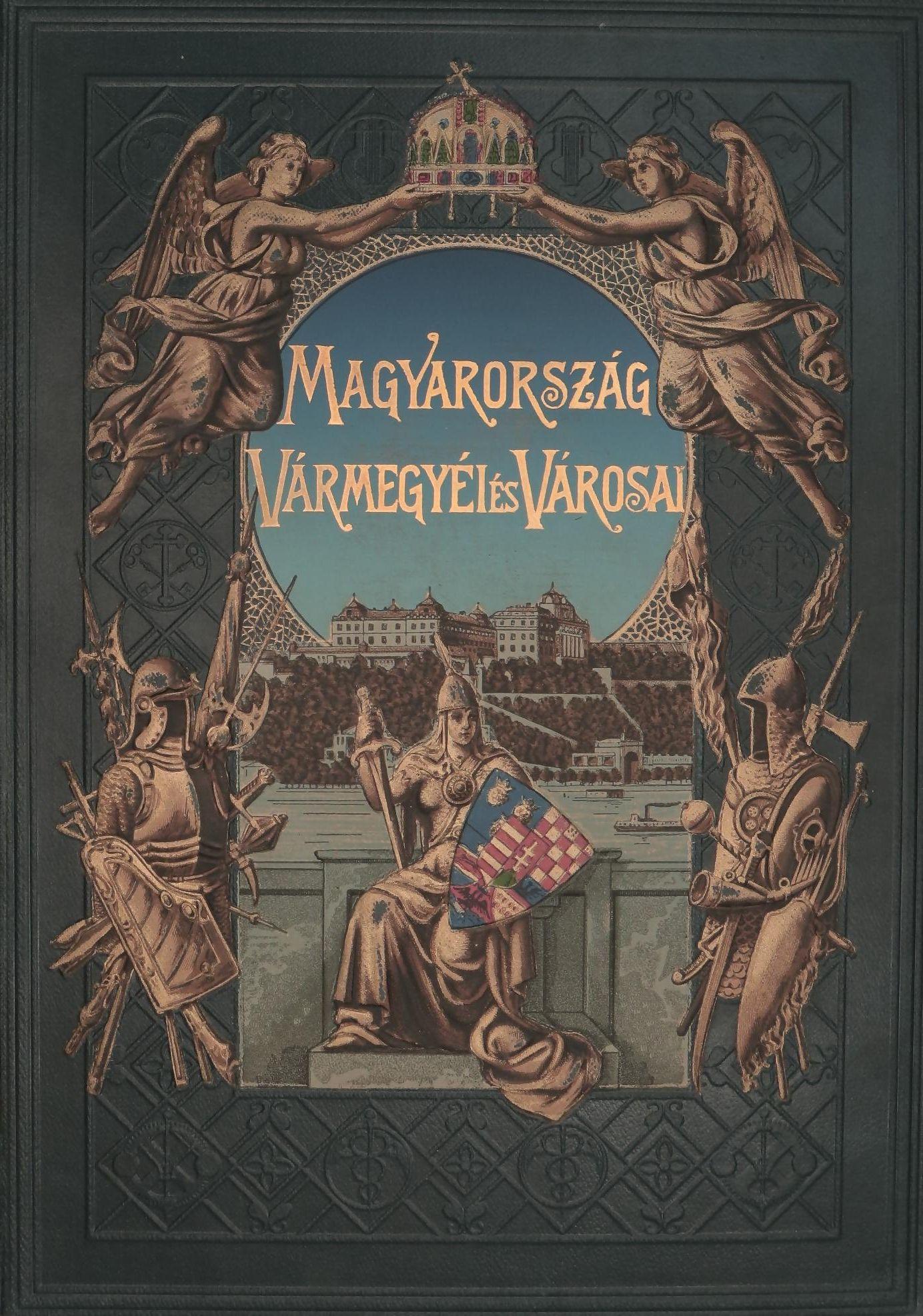 Magyarország vármegyéi és városai (Temes vármegye és Temesvár) - Temesváros