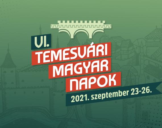 Megjelent a VI. Temesvári Magyar Napok programfüzete
